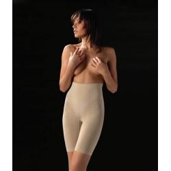 Корректирующие панталоны с высокой талией  Guaina Control Body gold