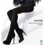 зимние, теплые колготки Winter